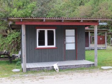 Range hut