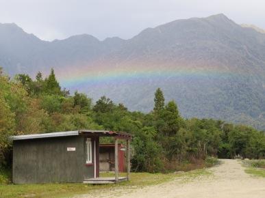 rainbow on the range